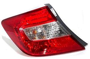 Lanterna Traseira Esquerda Honda Civic 2012 á 2015 Original
