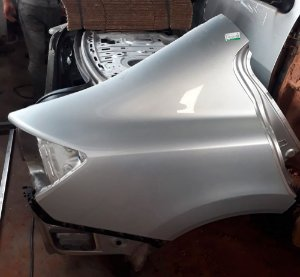 Lateral Direita do Honda New Civic 2012 á 2016