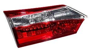 Lanterna Tampa Traseira Toyota Corolla 2013 Á 2017 Original