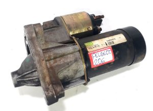 Motor de arranque do Peugeot 206 1.6 16v