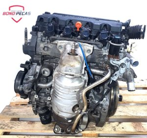 Motor do Honda Civic 1.8 16 válvulas ano 2014