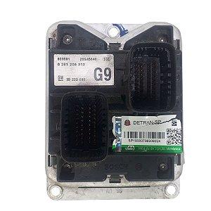 Módulo de injeção Astra 2.0 8v - 0261206313 - G9