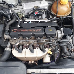 Motor do Corsa Wind 1.0 8v - 4 bicos - 2002 gasolina