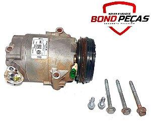 Compressor Ar condicionado Fox / Gol / Polo 1.0 e 1.6 8v