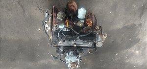 Motor do Gol CHT 1.0 gasolina carburado - 95