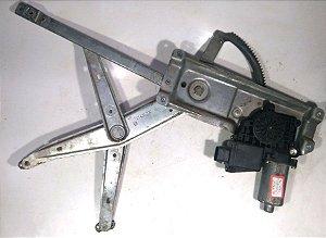 Maquina de vidro elétrico dianteiro esquerdo Vectra - Original