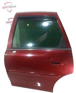 Porta traseira esquerda original do Vectra 97 a 2005