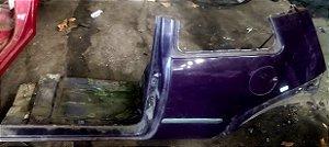 Lateral esquerda Ford Ka 97 à 2004