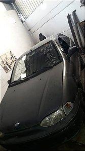 Sucata do Fiat Palio 2 portas ano 2000 1.0 8 válvulas