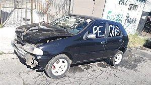 Sucata Fiat Palio 97 1.5  Preto para retirada de peças