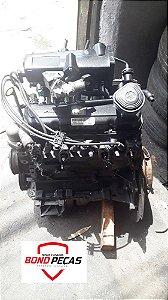 Motor Parcial Ford ka / Fiesta 1.0 8v Endura 95 mil rodados