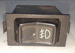 Botão do Farol de Milha Gol Quadrado 88/95