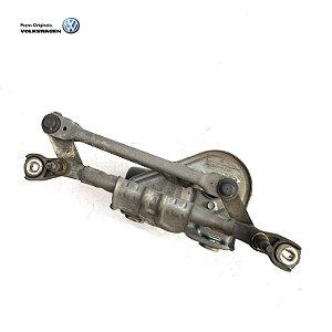 Motor do limpador para-brisa - Fox 04 á 09 - Original