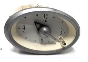 Relógio Analógico Com Chicote Ford Ka