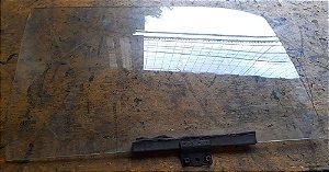 Vidro de porta dianteira do Santana 4 portas 91 á 95 - L D