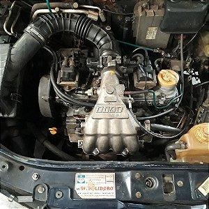 Kit completo do Ar condicionado e Direção Hidráulica do Palio - Fiasa