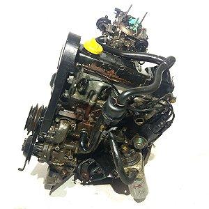Motor vw AP 2.0 carburado à gasolina - Baixa - Nota - Garantia