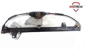 Maquina de Vidro Gol G4 Manual Traseira Direita 2006 á 2013