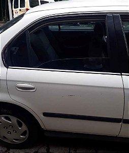 Porta Traseira Direita Honda Civic 1998 á 2000