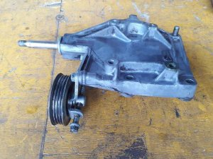 Suporte  Compressor De Ar Do Honda Civic 1.6 16v 1997 á 2000