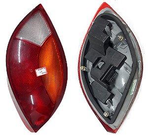 Lanterna do Ford KA traseira esquerda - Completa