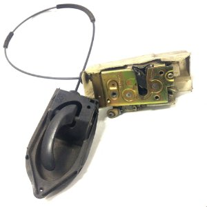 Fechadura elétrica esquerda Ford Ka 97 à 04