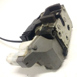 Fechadura elétrica dianteira esquerda Ford Fiesta 08 à 14