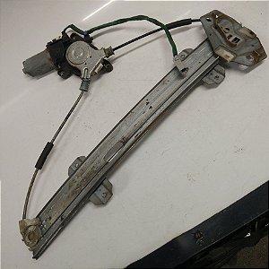 Maquina de vidro elétrica dianteiro direito Civic 96 à 00