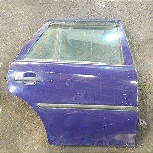 Porta traseira direita c/ vidro do VW Gol Bola G2
