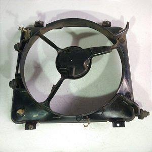 Defletor do radiador Honda Civic 98, 99 e 00