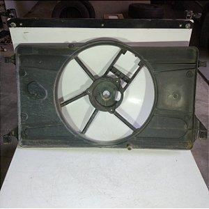 Defletor do radiador Ford Focus 09 à 13