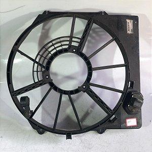 Defletor do radiador Renault Clio