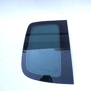 Vidro fixo direito Saveiro Cross G5 cabine estendida