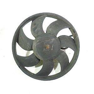 Ventoinha do radiador Escort Zetec 97 à 02 (sem ar)