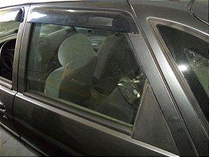 Vidro porta traseira esquerda Escort Zetec de 97 à 02
