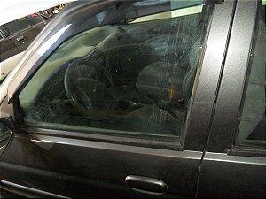Vidro porta dianteira esquerda Escort Zetec de 97 à 02