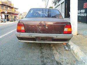 Parachoque traseiro original Chevrolet Monza 91 à 96