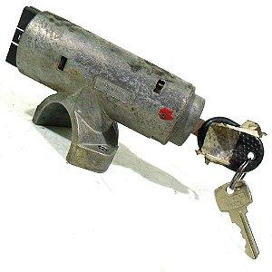 Trava cilindro com chave coluna de direção Fiat Uno 94 à 00