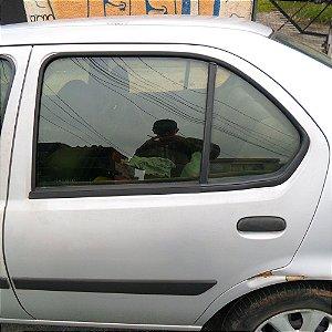 Porta traseira esquerda original Fiesta 97 à 02