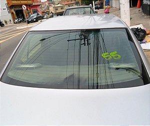 Vidro vigia original Fiesta sedan 97 à 02