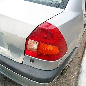 Lanterna traseira direita original Fiesta sedan 00 à 02