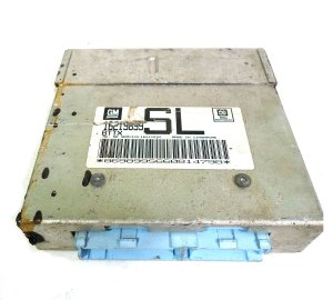 Módulo de injeção GM Corsa 1.6 8v gasolina - 16219899 SL