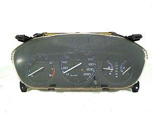 Painel de instrumento do Honda Civic automático - 97 à 00