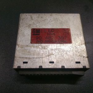 Módulo de alarme do Corsa de 96 à 2001- 90 482 357