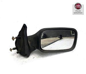 Retrovisor Fiat Uno Fire 01 á 05 - Lado Direito - Original