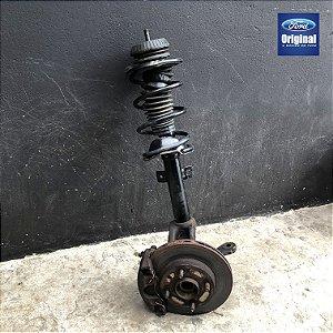 Telescópio Esquerdo - Ford Fiesta Zetec Rocam 1.0 - Original