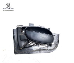 Maçaneta Interna Traseira Esquerdo - Peugeot 206 - Original