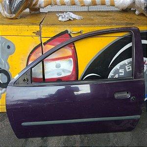 Porta Esquerda Ford Ka 1998 Á 2006