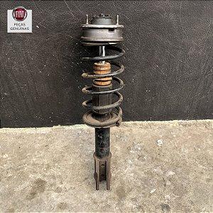 Amortecedor Torre Esquerdo - Uno 96 á 04