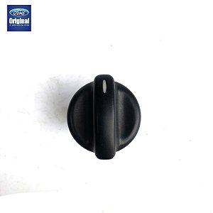 Botão Ar Central - Escort Zetec - Original